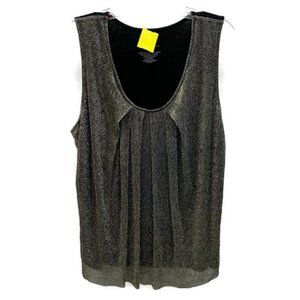 New York & Co Shimmery Tank Top